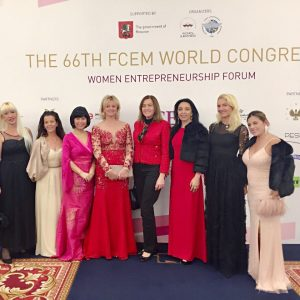 FCEM世界女性会議の皆様
