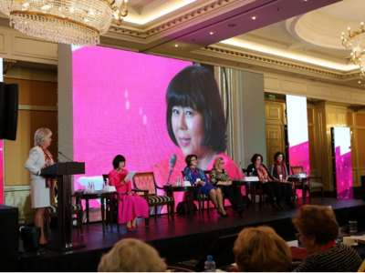 世界女性経営者会議スピーカー